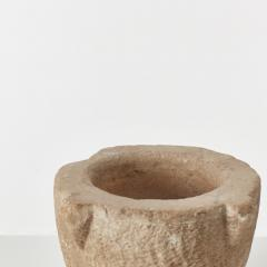 Ancient marble mortar Italy 1700s - 1238059