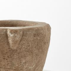 Ancient marble mortar Italy 1700s - 1238061