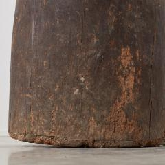 Ancient rustic wooden planter Catalonia 1700s - 1784636