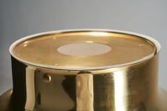 Anders Pehrson Bumling Floor Lamp in Brass by Anders Pehrson for Atelj Lyktan Sweden 1968 - 1425076