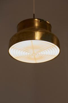 Anders Pehrson Pendant Ceiling Lamp Bumling in Brass by Anders Pehrson for Atelj Lyktan - 1209020