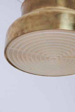 Anders Pehrson Pendant Ceiling Lamp Bumling in Brass by Anders Pehrson for Atelj Lyktan - 1209022