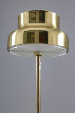 Anders Pehrson Swedish Bumling Floor Lamp in Brass by Anders Pehrson for Atelj Lyktan - 959575