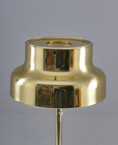Anders Pehrson Swedish Bumling Floor Lamp in Brass by Anders Pehrson for Atelj Lyktan - 959579
