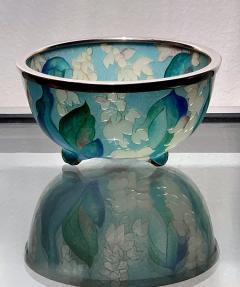 Ando Jubei A Japanese Plique a jour bowl by Ando Jubei Company - 1041030