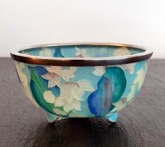 Ando Jubei A Japanese Plique a jour bowl by Ando Jubei Company - 1041033