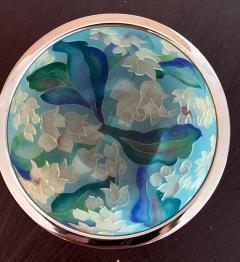 Ando Jubei A Japanese Plique a jour bowl by Ando Jubei Company - 1041038
