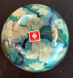 Ando Jubei A Japanese Plique a jour bowl by Ando Jubei Company - 1041039
