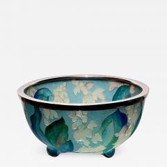 Ando Jubei A Japanese Plique a jour bowl by Ando Jubei Company - 1042237