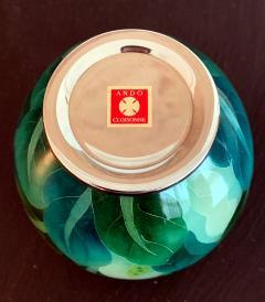 Ando Jubei A Japanese Plique a jour vase by Ando Jubei Company - 1041055