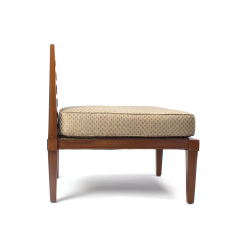 Andr Arbus French Mid Century Chairs in the style of Andre Arbus - 795419