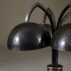 Andr Arbus Rare 1930s table lamp by Andre Arbus and Raymond Subes - 1894866