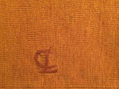 Andr Borderie Modern Tapestry designed by Andr Borderie La Tour de Feu - 953300