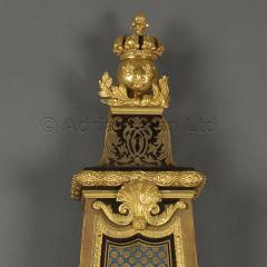 Andr Charles Boulle A Louis XIV Style Clock and Barometer Set - 943646