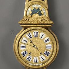 Andr Charles Boulle A Louis XIV Style Clock and Barometer Set - 943648
