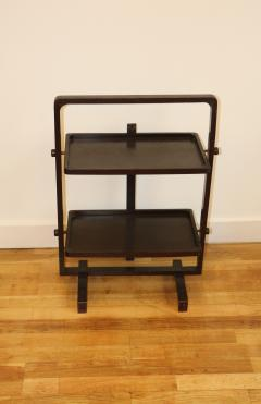 Andr Groult Art De Co Folding Side Table By Andre Groult Circa 1930   923065