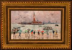 Andr Hambourg Pluie a Venice - 85441
