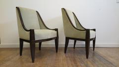 Andr Sornay Pair of Chairs By Andre Sornay - 1703010