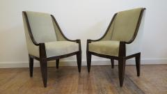 Andr Sornay Pair of Chairs By Andre Sornay - 1703013