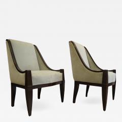 Andr Sornay Pair of Chairs By Andre Sornay - 1704549