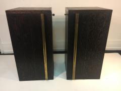 Andr Sornay Rare Pair of Andre Sornay Bar Cabinets - 612847