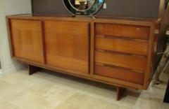 Andre Sornay Andre Sornay Privately Commissioned Sideboard France Circa 1959 - 239195