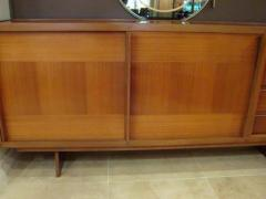 Andre Sornay Andre Sornay Privately Commissioned Sideboard France Circa 1959 - 239197