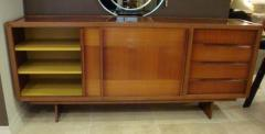 Andre Sornay Andre Sornay Privately Commissioned Sideboard France Circa 1959 - 239199