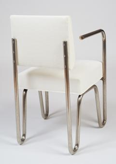 Andre Sornay Early Pair of Tubular Chairs by Sornay ca 1929 - 330464
