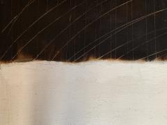 Andrea Brandi Andrea Brandi Mixed Media Black And White Abstract Painting Italy 2013 - 1938720