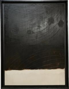 Andrea Brandi Andrea Brandi Mixed Media Black And White Abstract Painting Italy 2013 - 1940536