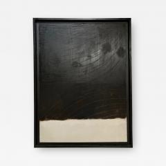 Andrea Brandi Andrea Brandi Mixed Media Black And White Abstract Painting Italy 2013 - 1940537