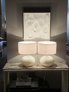 Andrea Brandi Andrea Brandi White Abstract Materic Painting Italy 2019 - 1938703