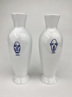 Andrea Branzi Genetic Tales Vases - 1359638