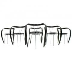 Andrea Branzi Set of Six Revers Chairs Andrea Branzi for Cassina 1993 - 893926