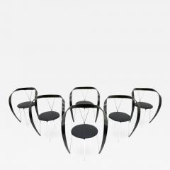 Andrea Branzi Set of Six Revers Chairs Andrea Branzi for Cassina 1993 - 894871