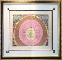 Andreas Cellarius Tycho Brahe Calculus 1708 - 1556992