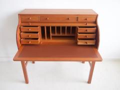 Andreas Hansen Solid American Cherrywood Writing Desk by Andreas Hansen - 1170627
