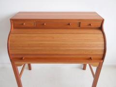 Andreas Hansen Solid American Cherrywood Writing Desk by Andreas Hansen - 1170628