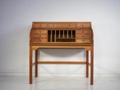 Andreas Hansen Solid American Cherrywood Writing Desk by Andreas Hansen - 1170629