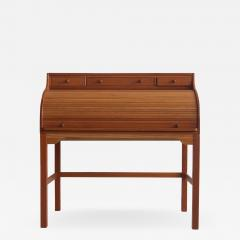 Andreas Hansen Solid American Cherrywood Writing Desk by Andreas Hansen - 1177898