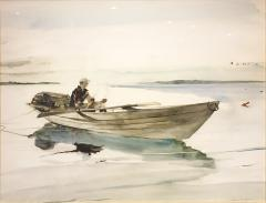 Andrew Newell Wyeth The Lobster Man - 912414