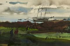 Andrew Newell Wyeth The Wreck by Andrew Wyeth 1939 - 464606