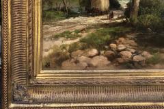 Andrew W Melrose Haying Along the Hudson - 1906357