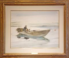 Andrew Wyeth The Lobster Man  - 1205242