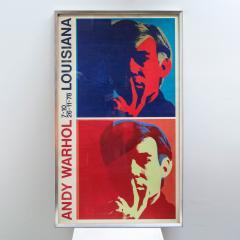 Andy Warhol Andy Warhol Louisiana Exhibition Poster 1978 - 682318