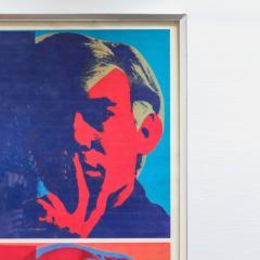 Andy Warhol Andy Warhol Louisiana Exhibition Poster 1978 - 682320