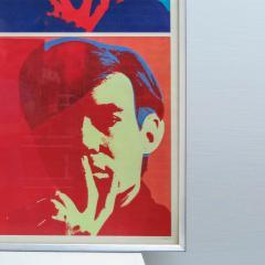 Andy Warhol Andy Warhol Louisiana Exhibition Poster 1978 - 682321