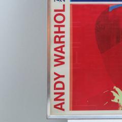 Andy Warhol Andy Warhol Louisiana Exhibition Poster 1978 - 682322