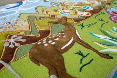 Angela Adams Eastons Pond Area Rug Tapestry - 622362